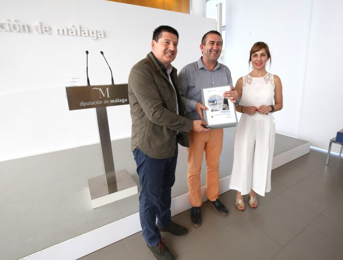 La Diputación entrega los primeros estudios sobre necesidades de vivienda en municipios menores de 20.000 habitantes