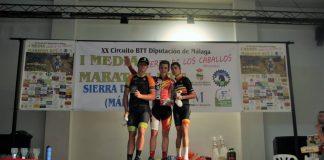 De esta manera el joven ciclista de Torre del Mar sigue avanzando en su carrera deportista como ya vaticinabamos al comienzo de la temporada.