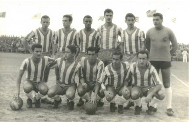 El Club ofrece su más sentido pésame a los familiares y amigos de Luis Pellicer, jugador del CD Málaga (1960-62) fallecido anoche en tierras malagueñas. Descanse en Paz.