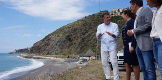 """Para que """"explique in situ"""" los plazos que baraja el Gobierno andaluz para la construcción del puerto deportivo que la Junta tiene comprometido para la Costa del Sol Oriental y metido en un cajón."""