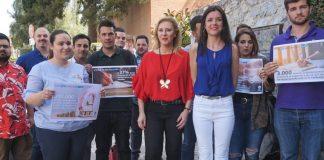 La diputada nacional por el PP de Málaga Carolina España ha destacado hoy que más de 300.000 jóvenes malagueños se beneficiarán de las medidas incluidas en los Presupuestos Generales del Estado y que tendrán un impacto directo en este sector de población en materias como el empleo, la educación, la vivienda y el emprendimiento.