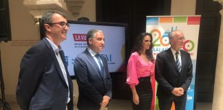 La cantante nerjeña refuerza la presencia de la provincia de Málaga en esta edición de la ronda española, en la que Málaga contará con casi 400 kilómetros de etapa.