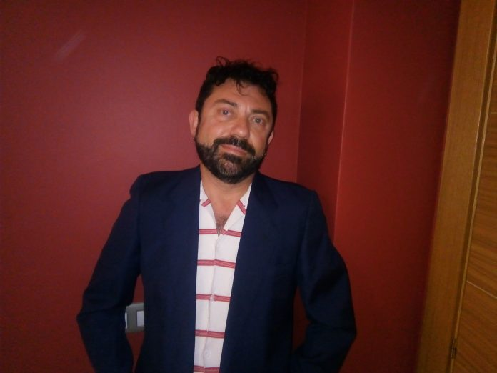 Javier Sansegundo, nuevo delegado de UPYD en la comarca de la Axarquía.