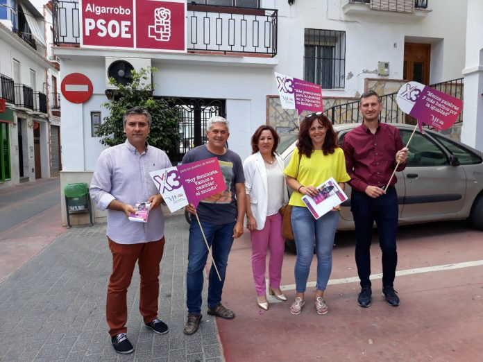Los socialistas reclaman un plan específico de empleo para mujeres en municipios menores de 20.000 habitantes.