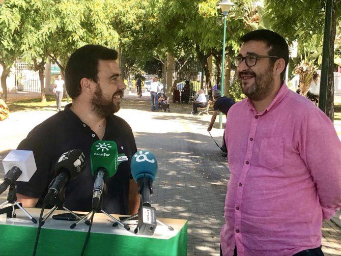 Podemos e Izquierda Unida lanzan un manifiesto para contar con el empuje de la mayoría de los malagueños
