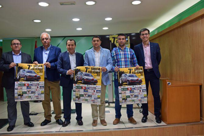La competición, que se celebra este fin de semana por los Montes de Málaga con una estimación de hasta 15.000 asistentes, puntúa para los Campeonatos Andaluz y Malagueño.
