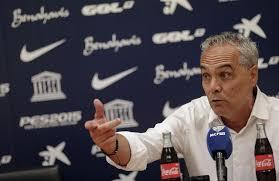 Mario llegó procedente del Olympiacos en el pasado mes de octubre y ha estado al frente de la parcela deportiva durante esta temporada 17/18.