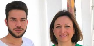 Navarro mha denunciado esta situación junto con el candidato del PP en Almáchar,Francisco España.