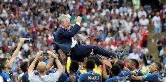El conjunto dirigido por Didier Deschamps venció por 4-2 a Croacia en una vibrante final.