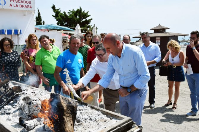 El PSOE reivindica la primera capitalidad gastronómica de la provincia para Vélez-Málaga y la Axarquía por el reconocimiento a la uva pasa y su apuesta por el espeto