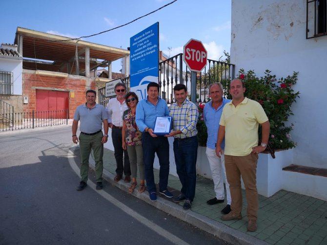 Una inversión de 270.331 euros por parte de la Diputación y que permitirá rehabilitar un tramo 3,5 kilómetros..