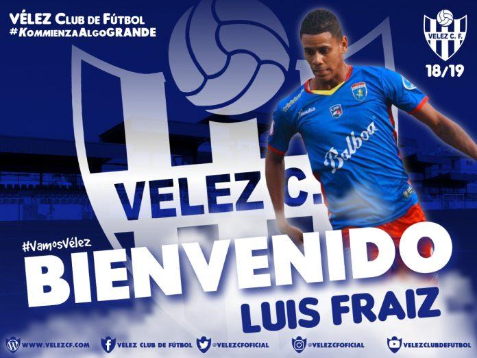 El lateral izquierdo hispano-panameño de 25 años llega a la entidad veleña procedente de CD Plaza Amador (Panamá).
