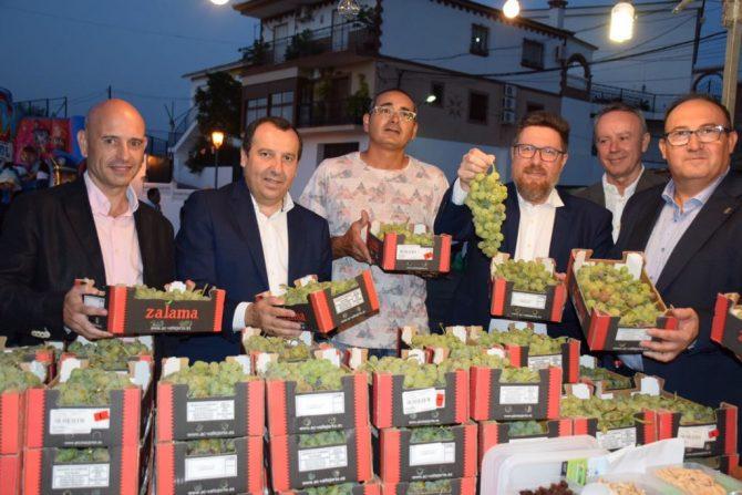 El plan de acción de la uva pasa garantizará una forma de vida única vinculada a un producto declarado Sipam por la FAO