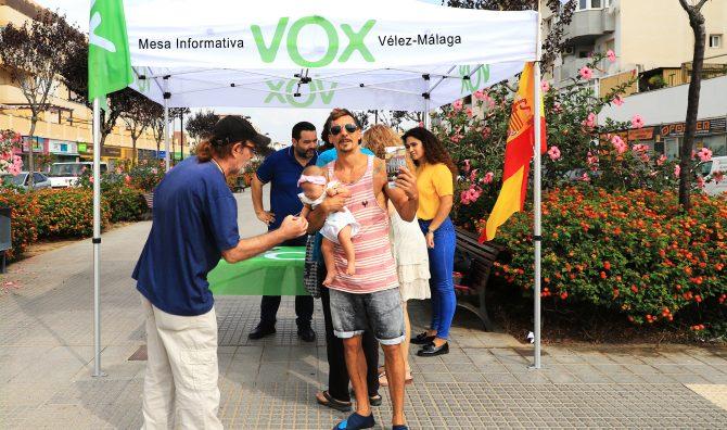 Vox Vélez-Málaga apuesta por bajar el IBI  del centro histórico y hacer más asequible su PEPRI