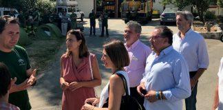 """""""En ningún caso incluye las mejoras de las condiciones laborales que merecen estos efectivos"""", asegura la secretaria general del PP de Málaga y portavoz de Medio Ambiente en el Parlamento andaluz,Patricia Navarro,"""