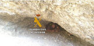 El rescatado es un varón de 23 años de edad y de nacionalidad alemana que se encontraba de vacaciones en la citada localidad.