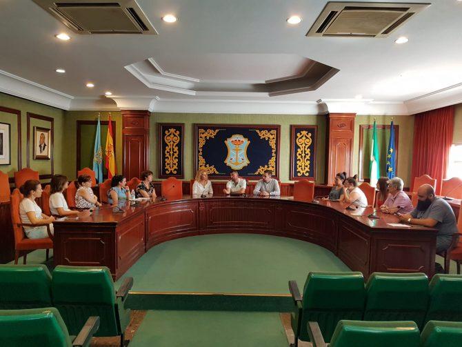 Nerja recibe formación sobre la nueva Ley Andaluza de LGTBI