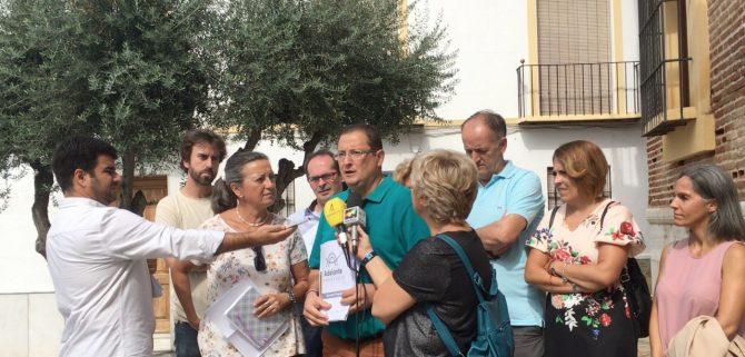 Adelante Andalucía celebra su patio axárquico este martes 18 en el Palacio de Beniel