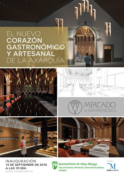 El Mercado de San Francisco de Vélez-Málaga abrirá sus puertas el 14 de septiembre
