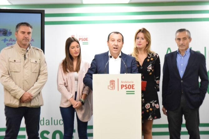 Ruiz Espejo: «El PSOE no va a dejar de trabajar de cara al 2D porque Málaga se juega su futuro más inmediato»