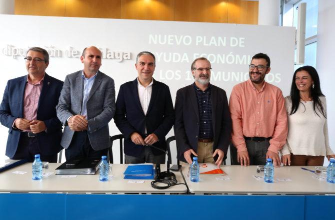 La Diputación aprueba por unanimidad destinar 14 millones de euros a un nuevo plan de ayuda económica a los municipios