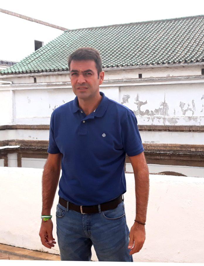 Joaquín Bellido, coordinador nacional de Andalucía Por Sí, primer candidato al Parlamento,.