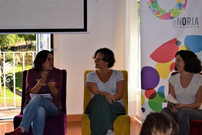La Noria promueve el emprendimiento en agroecología entre las mujeres del medio rural