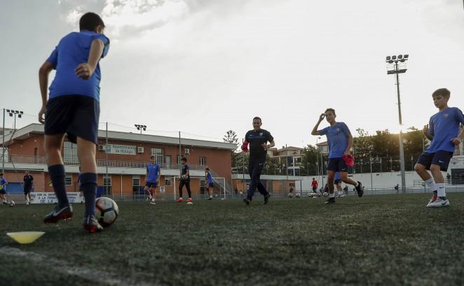 El paso de Fútbol-7 a Fútbol-11 no es fácil