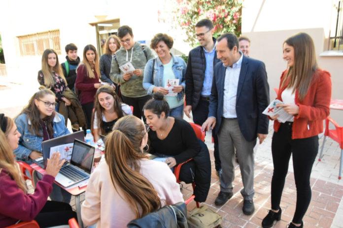 Ruiz Espejo explica que 13.874 malagueños y malagueñas se benefician de la bonificación del 99% de la matrícula universitaria.