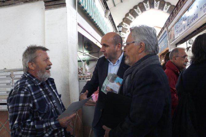 Conejo asegura que el PSOE es la única opción que garantiza la estabilidad en Andalucía