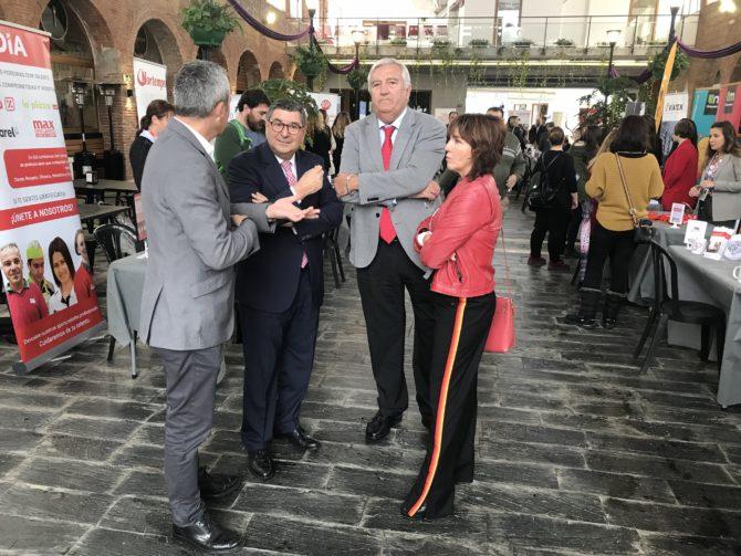 Vélez-Málaga reúne a más de 700 jóvenes en un encuentro para fomentar el empleo