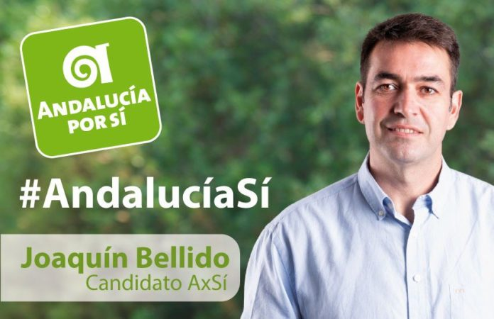 El partido de Andalucía afronta su primera convocatoria electoral liderado por Joaquín Bellido con ilusión, trabajo y compromiso.