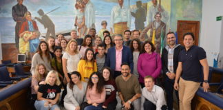 Los alumnos del IES Bezmiliana se desplazarán hasta Suecia el próximo mes de abril para culminar el intercambio.