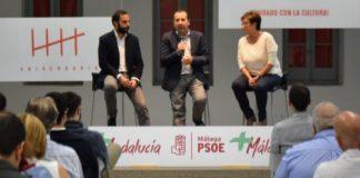 La ampliación del Metro de Málaga, recientemente elegido como mejor suburbano de España por la OCU, o el proyecto del tercer hospital, son dos de los grandes compromisos que la candidatura socialista mantendrá de cara a las próximas elecciones autonómicas del 2 de diciembre, ha dicho el cabeza de lista del PSOE al Parlamento de Andalucía.