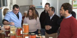 Ruiz Espejo destaca el compromiso del PSOE de Andalucía por la industria agroalimentaria, el desarrollo rural y el empleo agrario.