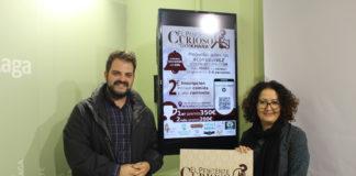 El área de Cultura del Ayuntamiento de Vélez-Málaga y la Asociación Juvenil Objetivo Pasión han presentado hoy la original iniciativa 'El penitente curioso', que se celebra el domingo 23 de diciembre con el fin de potenciar el patrimonio cultural y cofrade de la ciudad.