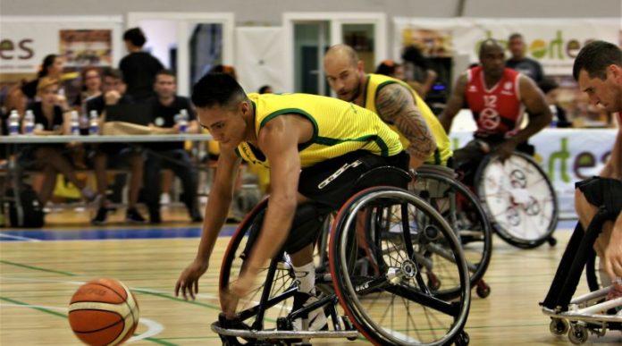 El baloncesto en silla de ruedas en Vélez-Málaga volverá el próximo 26 de enero.