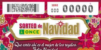 El Sorteo de Navidad de ONCE reparte 120.000 euros en Málaga y 200.000 en Fuengirola, lo que eleva el total en la provincia a los 320.000 euros.