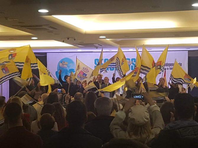 Atencia reúne a más de 300 personas en su presentación como candidato a la Alcaldía de Vélez-Málaga