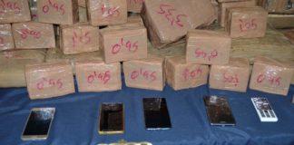 En un dispositivo tendente a la detección de varias personas vinculadas con el narcotráfico en la provincia de Málaga.
