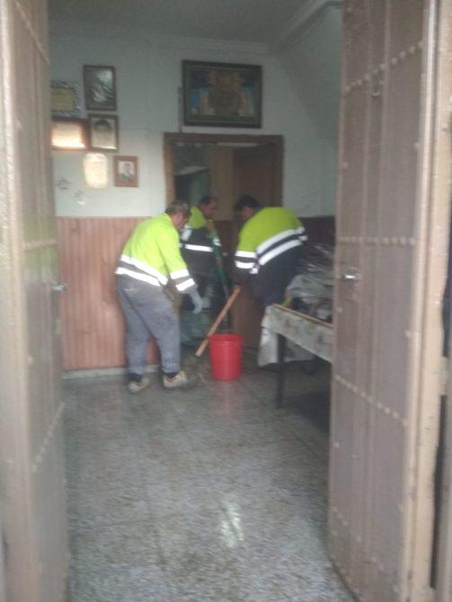 Comunicado Ayuntamiento Vélez-Málaga sobre la situación de El Trapiche