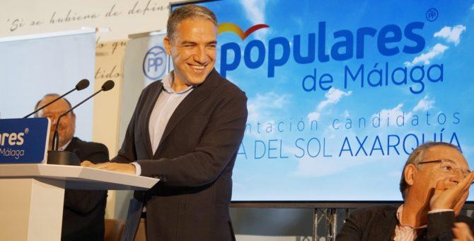 """Bendodo asegura que el Gobierno andaluz ha iniciado ya tres caminos: """"La defensa de la unidad de España, la bajada de impuestos y la optimización de la administración autonómica""""."""