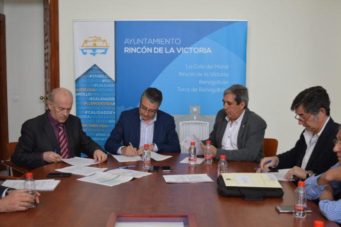 A partir de la firma del acuerdo, el Consistorio tramitará una Innovación del Plan General de Ordenación Urbana Municipal.