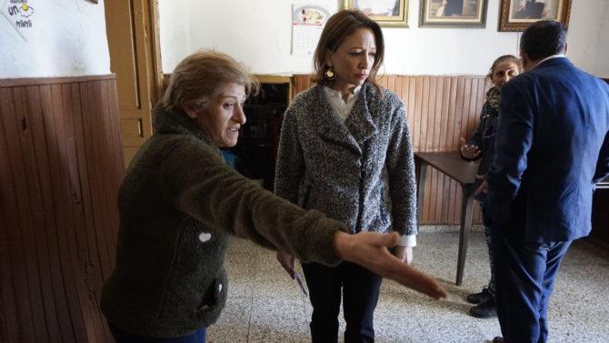 La Junta de Andalucía tramitará de urgencia la reparación de la tubería del pantano de La Viñuela