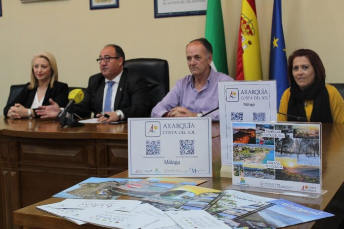 Un evento promocional que se celebrará del 22 al 24 de febrero, al que acude por primera vez la Axarquía Costa del Sol en el seno de Turismo Andaluz.