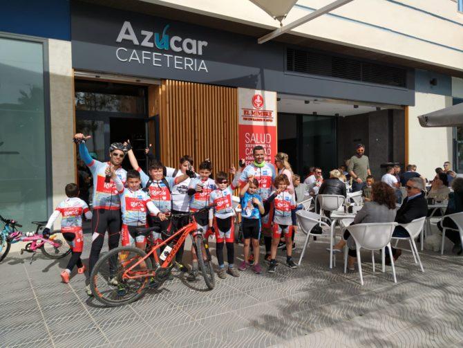 Fin de semana de entrenamiento para los jóvenes de Rincón Sport Team