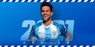 Adrián ha anotado seis goles en lo que va de temporada.