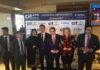 La primera intervención institucional de Francisco Salado como presidente de la Diputación en Marbella, con motivo de la celebración del encuentro empresarial del CIT Marbella, ha girado en torno a la gestión turística del destino.