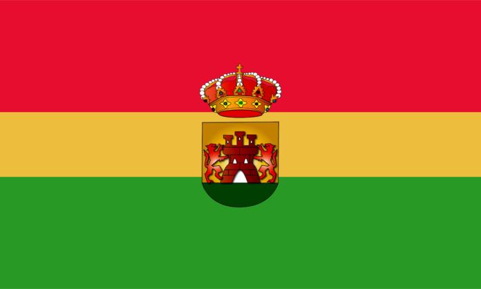 Imagen de la bandera Arenas.