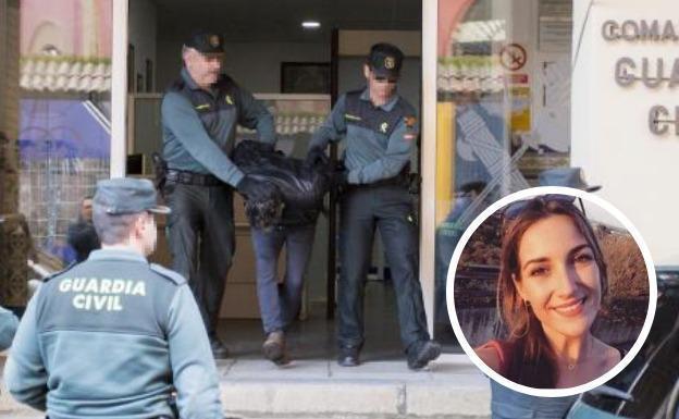 Bernardo Montoya cambia su versión y culpa a su expareja del asesinato de Laura Luelmo: